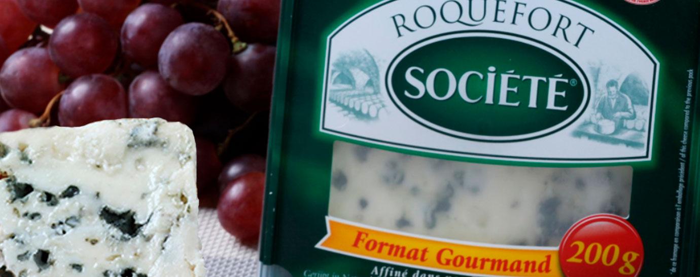 Pack de queso azul Societé
