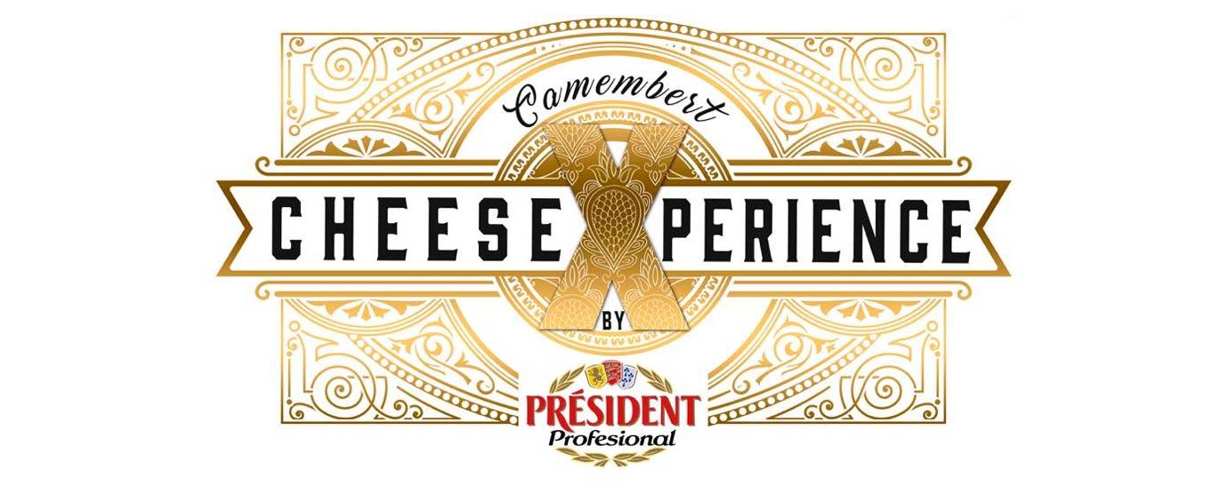 Logo Président Cheese Experience