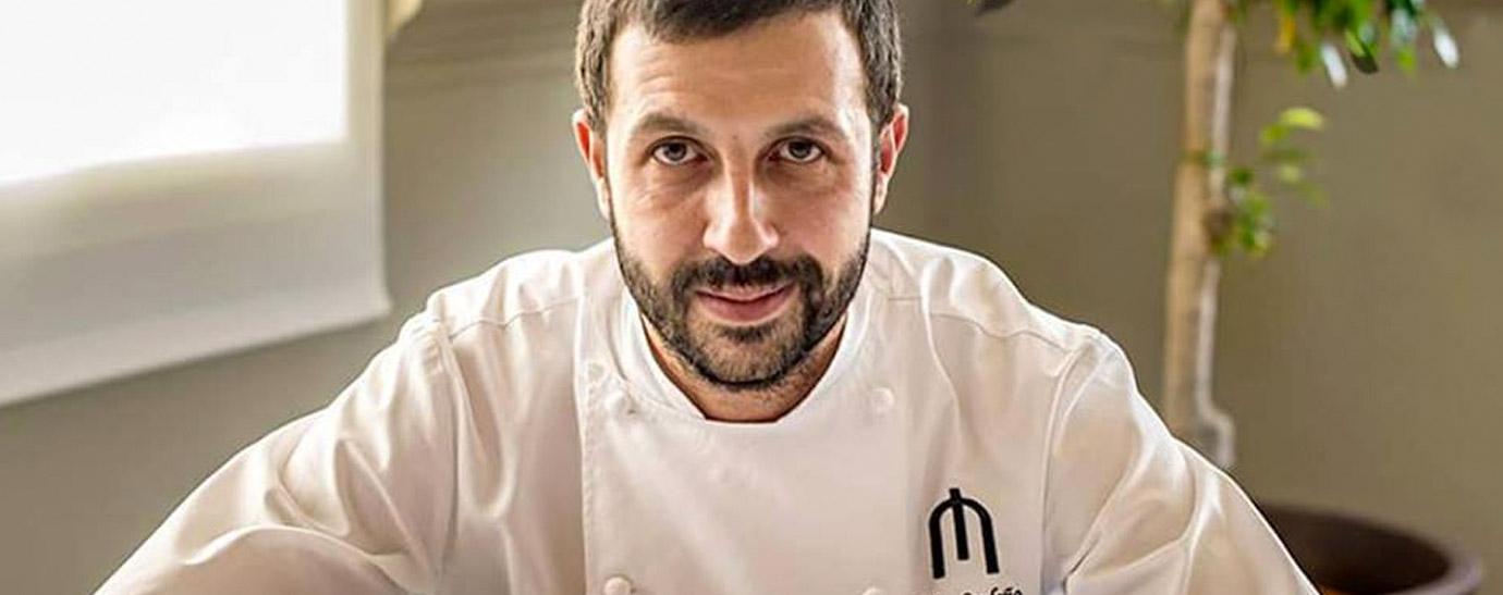 Chef Iván Cerdeño